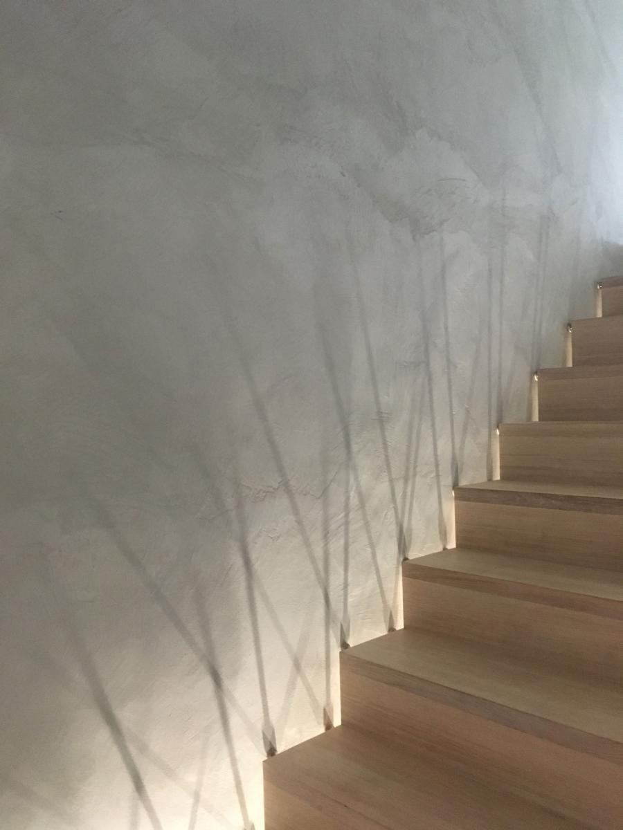 mikrocement ściana